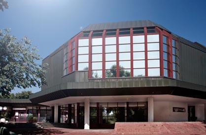The Show Location -Filderhalle