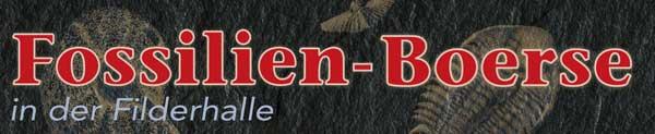 Banner Fossilien Börse