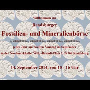 Rendsburger Fossilien- und Mineralienbörse