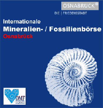 Int. Mineralien- und Fossilienbörse Osnabrück