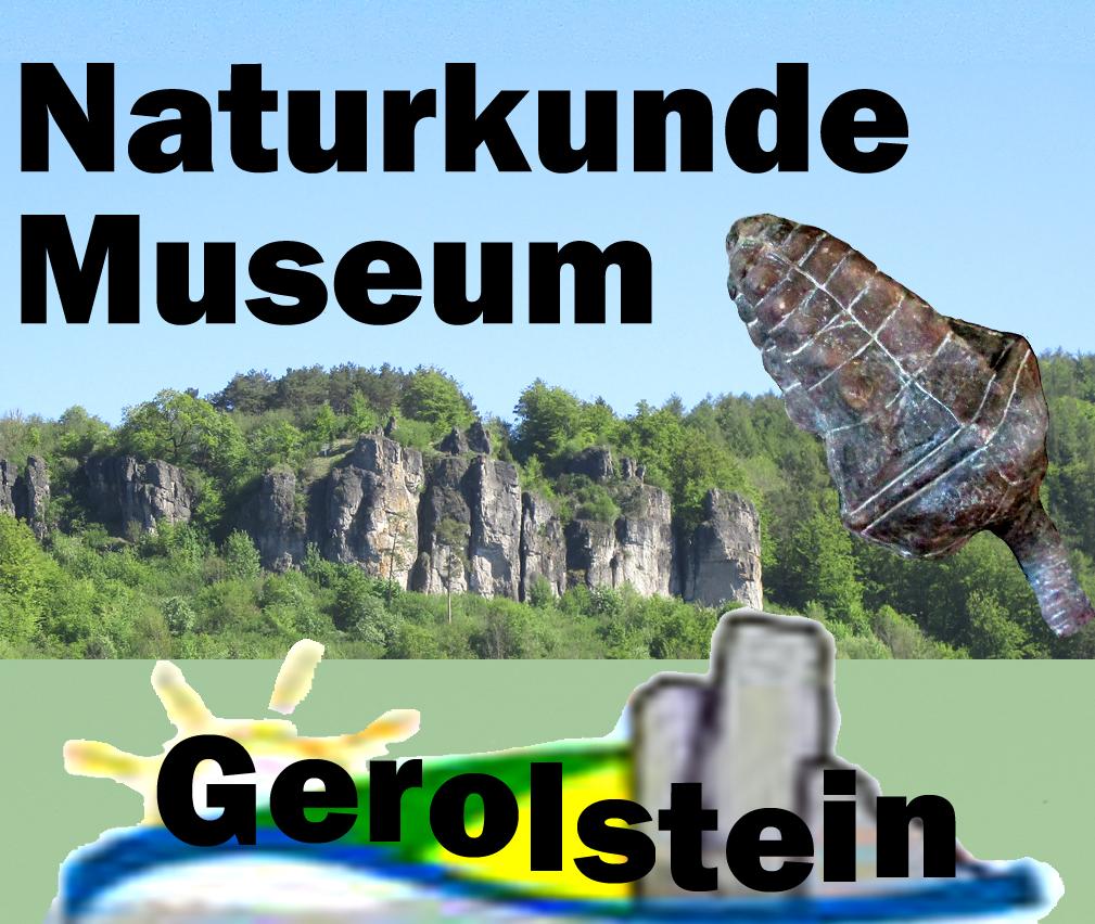Naturkundemuseum-Gerolstein - The Natural History Museum of Gerolstein.