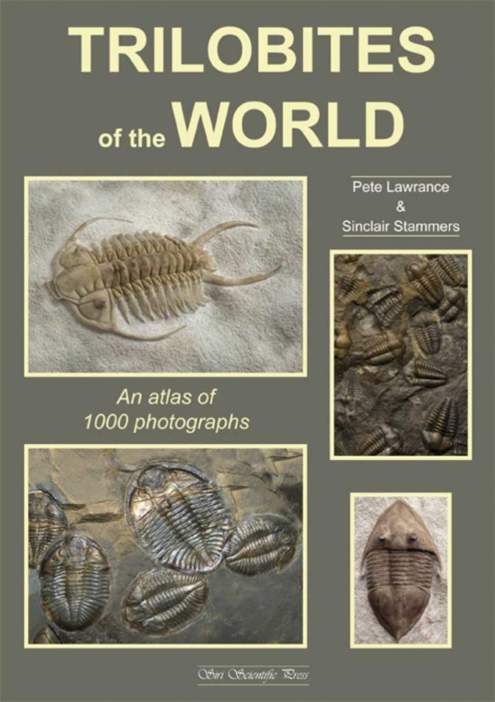Trilobites of the World by Pete Lawrance & Sinclair Stammers, 2004