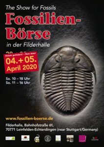 The Fossil Show 2020 Postrer